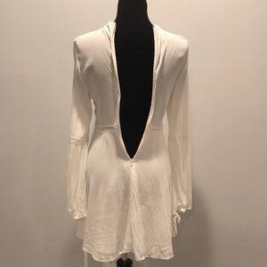 Forever 21 Dresses - Forever 21 crochet lace detail dress